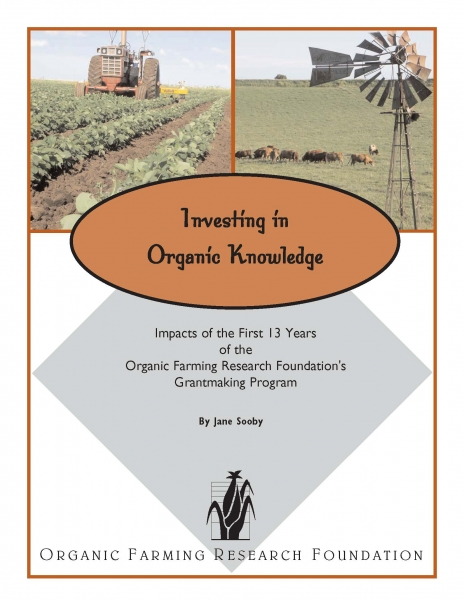 Investing in Organic Knowledge Report
