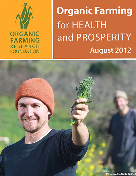 Exec. Summary - OFRF Health and Prosperity Report
