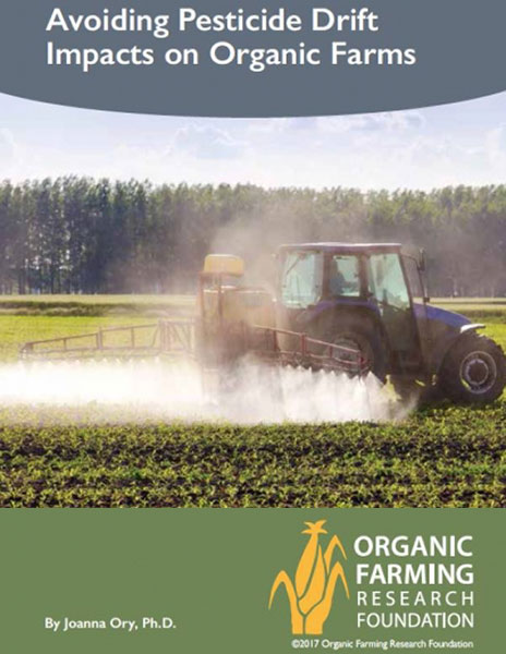 Avoiding Pesticide Drift Impacts on Organic Farms