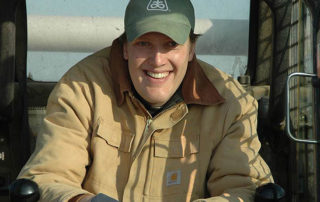 Photo of Rory Beyer of Beyercrest Farm