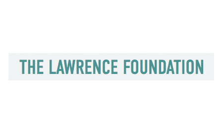 The Lawrence Foundation logo