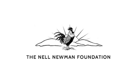 The Nell Newman Foundation logo