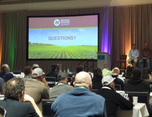 Soil Health Workshop at Organic Growers Summit