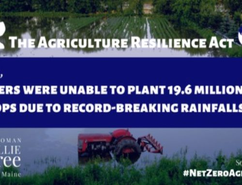 Agriculture Resilience Act Promotes Farmer-Driven Climate Solutions