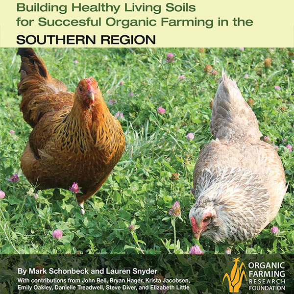 Building Healthy Living Soils for Successful Organic Farming in the Southern Region cover