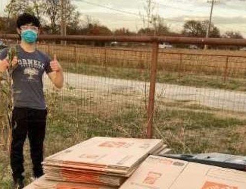 Why a High School Student Loves Organic Farming